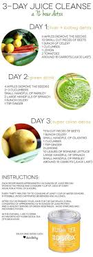 72 hour juice cleanse reboot your