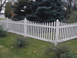 Commercial Vinyl Fence Residential Vinyl Fence Ekren Fence