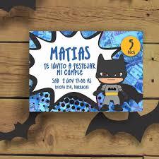 Invitaciones Cumpleanos Superheroes Invitacion Digital 30