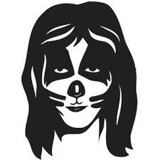 Peter Criss Decal Sticker Kiss Peter Criss Thriftysigns