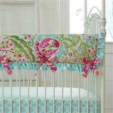 ari garden crib bedding girl