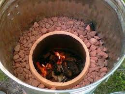 homemade tandoori oven food stuff