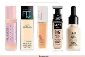 makeup revolution foundation for oily