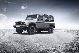 Ineos Grenadier looks to be the no-nonsense 4x4 the SUV world craves