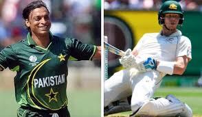 ICC trolls Shoaib Akhtar after he tweets he can dismiss Steve ...