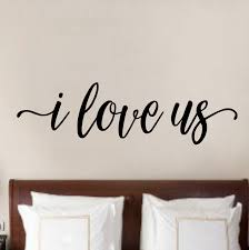 Winston Porter I Love Us Letters Words Wall Decals Reviews Wayfair