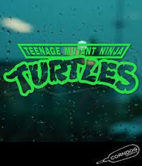 Teenage Mutant Ninja Turtles Sticker Vinyl Decal Mirage Comics Eastman Leo Pizza Ebay