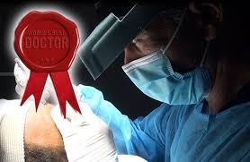 best hair transplant surgeons