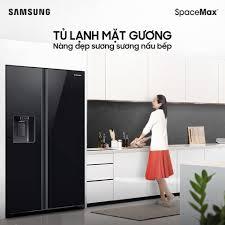 Samsung - Bây giờ không phải ngày xưa Soi gương ở...