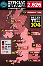 Will the UK go into coronavirus lockdown?