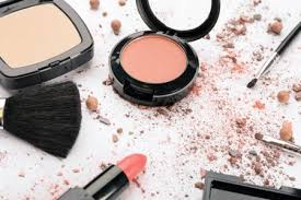 messy makeup stock photos royalty free