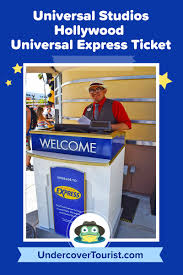 universal studios hollywood express p