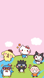 75 sanrio characters wallpapers on