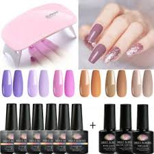 gel nail polish manicure tools kit