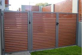 Residential Fencing Perth Wa Domestic House Fences