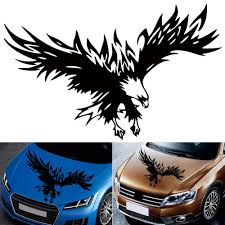 2020 Flying Wings Eagle Tribal Pattern Car Hood Decal Truck Suv Body Sticker Universa Wholesale Quick Delivery Csv Car Stickers Aliexpress