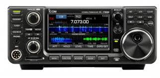icom ic 7300 radio bases hf