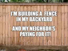 Fence Memes Gifs Imgflip
