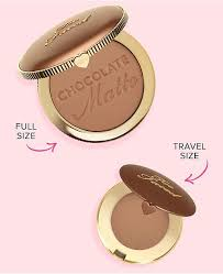 Chocolate Soleil Matte Bronzer by Too Faced #8