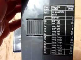 gardena c14e irrigation system battery