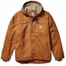 carhartt men s bartlett jacket regular