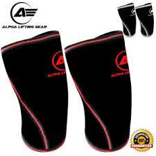 knee sleeves pair powerlifting
