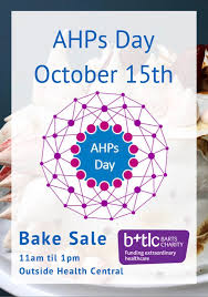 """Byron Lau on Twitter: """"What better way to celebrate #AHPsDay than with  cake! #NHSbakers #NewhamPride @TJHalton @NewhamHospital @NUH_PTandOT… """""""