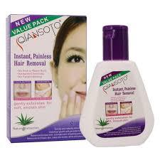 125g aloe hair removal cream essentials