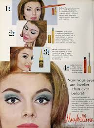 a real vine guide to 50s eye makeup
