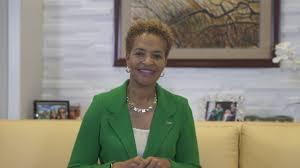 PBSC President Ava Parker on COVID-19 - YouTube