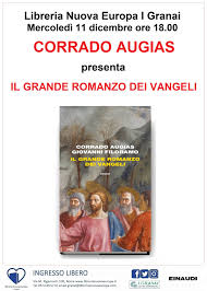 Libreria Nuova Europa - I Granai - Corrado Augias presenta \