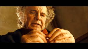 LOTR The Fellowship of the Ring - Farewell Dear Bilbo - YouTube