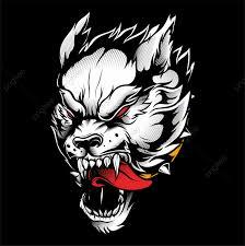 الذئب ناقلات الرسم باليد الذئاب الحيوانات الرسوم التوضيحية Png