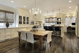 installing laminate in the kitchen