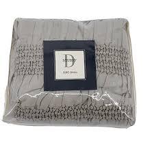 light gray euro pillow sham