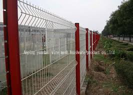Ornamental Garden Mesh Fencing 2x2 Welded Wire Fence 2 5mm 6mm Wire Gauge