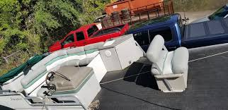 Post Your Temporary Seat Ideas For The Front Of My Pontoon Boat The Hull Truth Boating And Fishing Forum