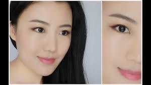 korean natural glowy everyday makeup