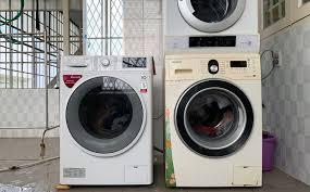 Chia sẻ kinh nghiệm về tính năng của máy giặt lồng ngang và sử ...