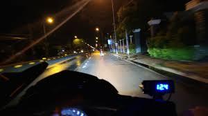 Đèn xe máy sáng nhất hiện nay(2bi cầu led r2 or 2bi xenon ddx 150%) -  YouTube