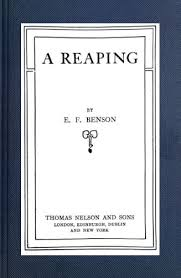 gutenberg ebook of a reaping