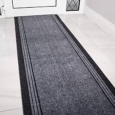 the rug house grey rubber backed very