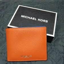slim leather billfold wallet nego