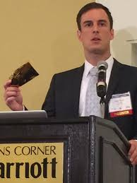 "Elizabeth Shea on Twitter: ""Adam Trexler presents smallest gold bullion in  the world @Valaurum way cool #connectpreneur http://t.co/cuQIzKIxOA"""