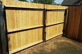 Fence Gate Design Installation Empire Fence Tulsa Oklahoma