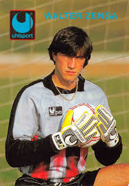 Cartoline: Cartolina Calcio Walter Zenga