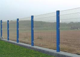 Beautiful Triangle Garden Mesh Fence Metal Mesh Fencing Panels Dirickx Axis