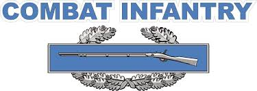 Combat Infantry Badge With Text Decal Sticker Us Army Combat Badges Vinyl Stickers Priorservice Com