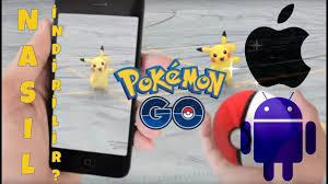 POKÉMON GO nasıl indirilir, yüklenir? Android + iOS DETAYLI ...