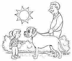 Honden Kleurplaten Puppy Courthistory Live